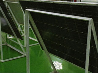 UHCT太陽光パネル